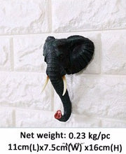 Decorative Animal Wall Hooks -(D- 147)