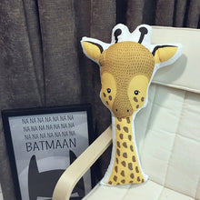 Decor - Giraffe Decorative Cushion (D-44)