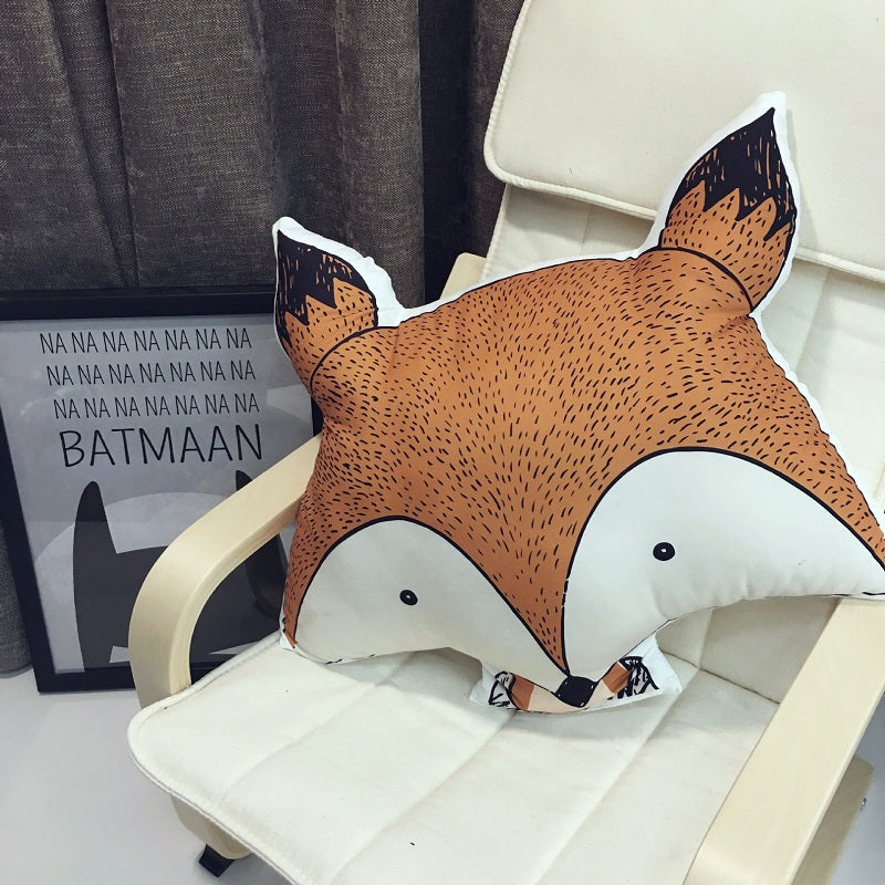 Decor - Fox Decorative Cushion (D-45)