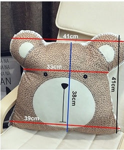 Decor - Bear Decorative Cushion (D-47)