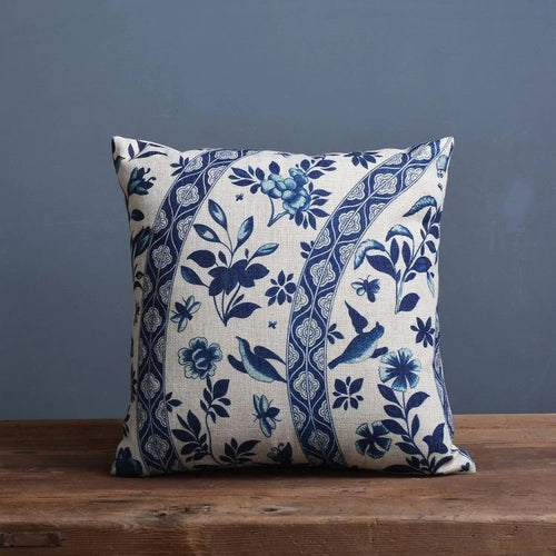 Decorative Hampton Style Cushion Cover  (DC-112)
