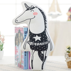 Decor -  Decorative Cushion-Ina the Ballerina Unicorn (DC-11)