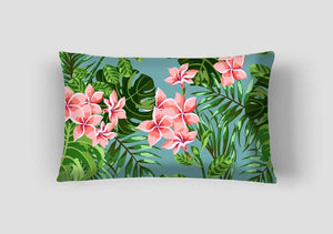 Decorative Cushion Cover - Floral Pattern  (DC-173)