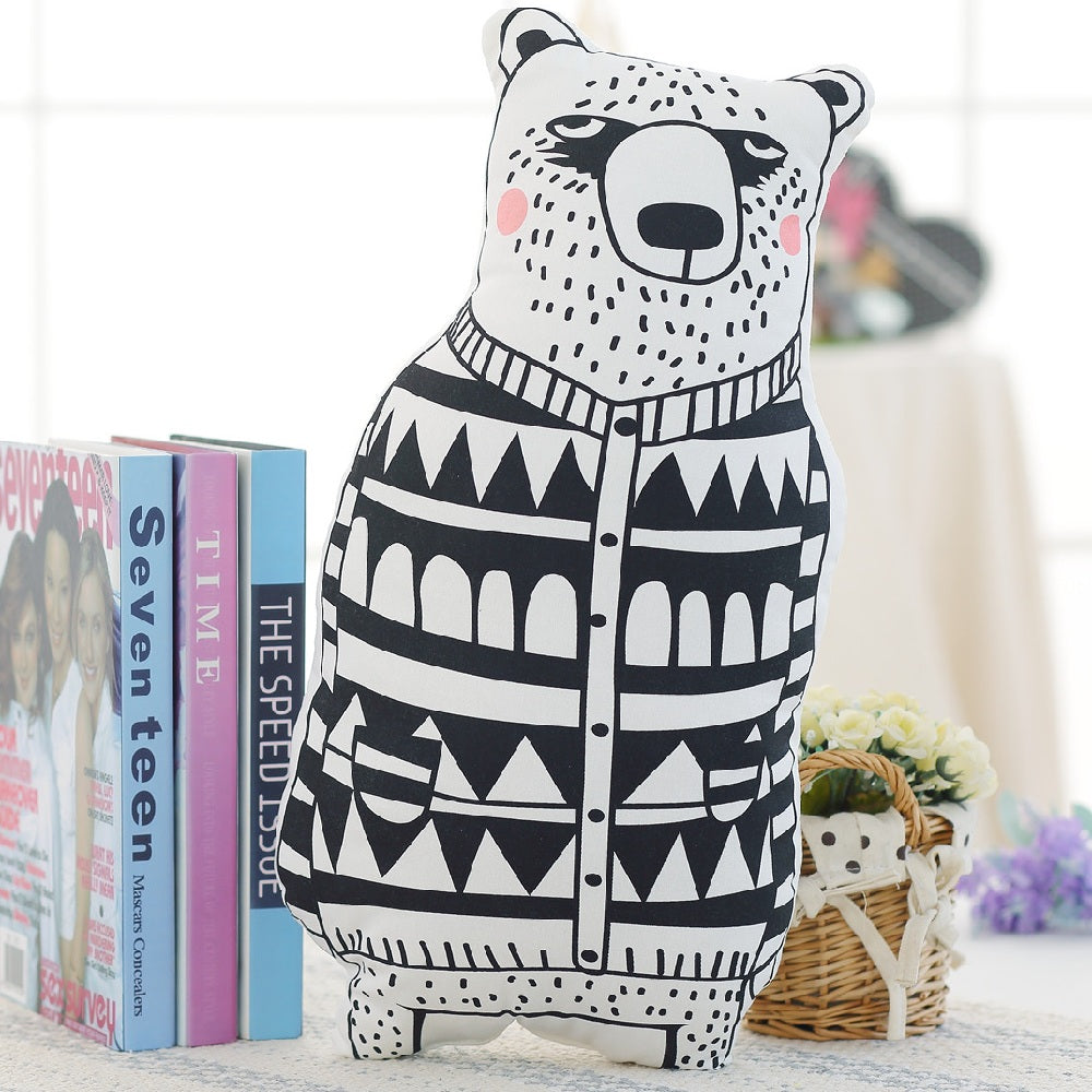 Decor -  Decorative Cushion- Bear (DC-8)