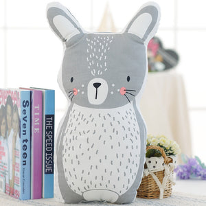 Decor -  Decorative Cushion- Rabbit (DC-9)