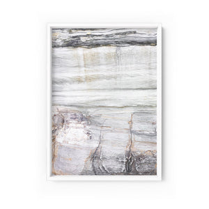 Wall art- Rock Face No.3  - Framed/ Unframed Art print (A-619)