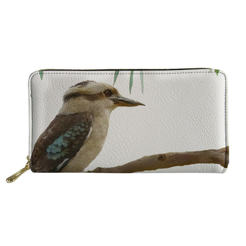 Wallet - Laughing Kookaburra - (G-W-74)