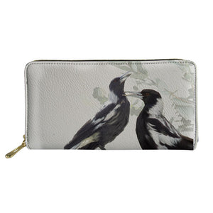 Wallet -Hello Magpies - (G-W-75)