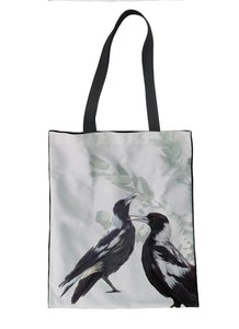 Tote Bag -Magpies- (G-B-113)