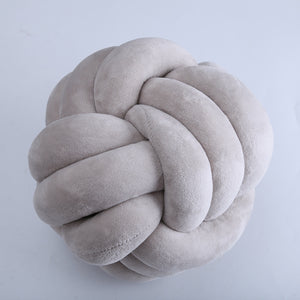Decor - Decorative knotted cushion 30 cm (D-41)