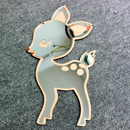 Decor -  Wall decor mirror - Bambi (D-141)