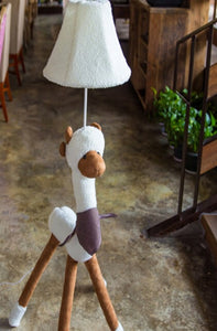 Lighting - Kids floor lamb lampshade (L-15)