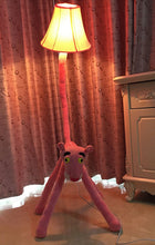 Lighting - Kids floor lamp Pink Panther (L-28)