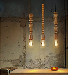 Lighting - Boho Style Modern pendant light No. 3 - (L-35)