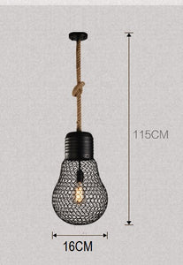 Lighting -  Industrial Pendant Light (L-45)