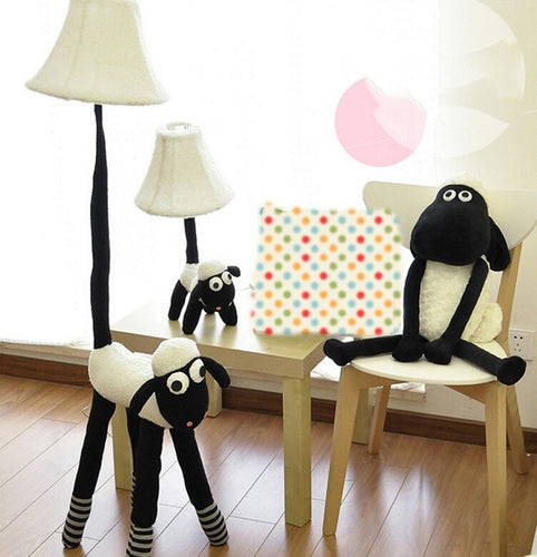 Lighting - Kids floor lampshade Shaun The Sheep (L-53)