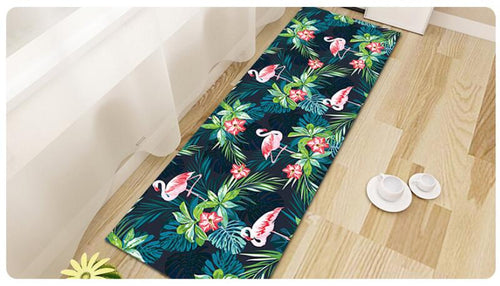Floor Mat - Flamingos  - (M-04)