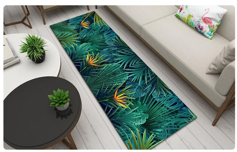 Floor Mat -Tropical  - (M-05)