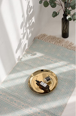 Contemporary Nordic style Floor Mat  - (MR- 09.5)