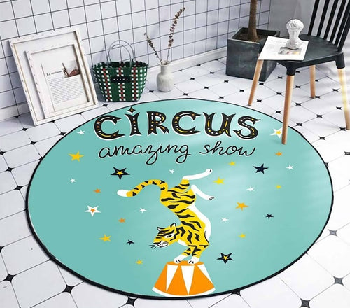 Circus Kids Mat  - (MR- 12)
