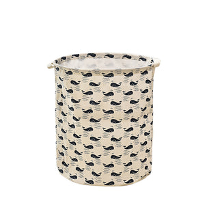 Storage / Decor - Waterproof Laundry Basket /Storage Basket (S-1.1)