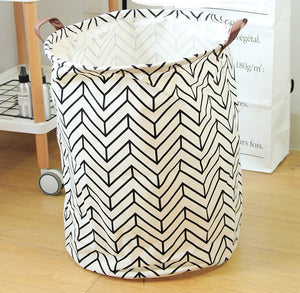 Storage / Decor- Waterproof Laundry Basket /Storage Basket (S-2.4)