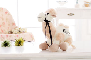 Stuffed Toy Plush Camel (T-27)
