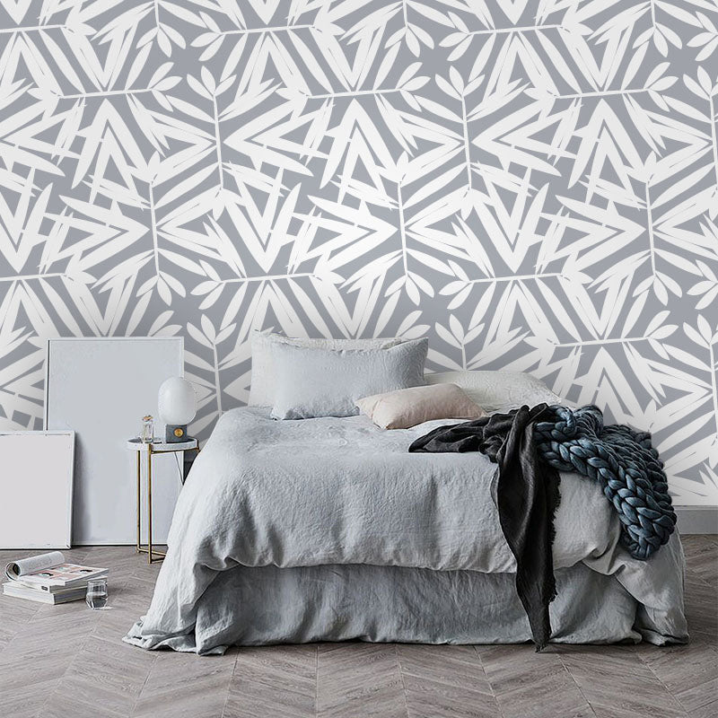 Wall Mural -Geometric Leaf No.3 (WM-11)