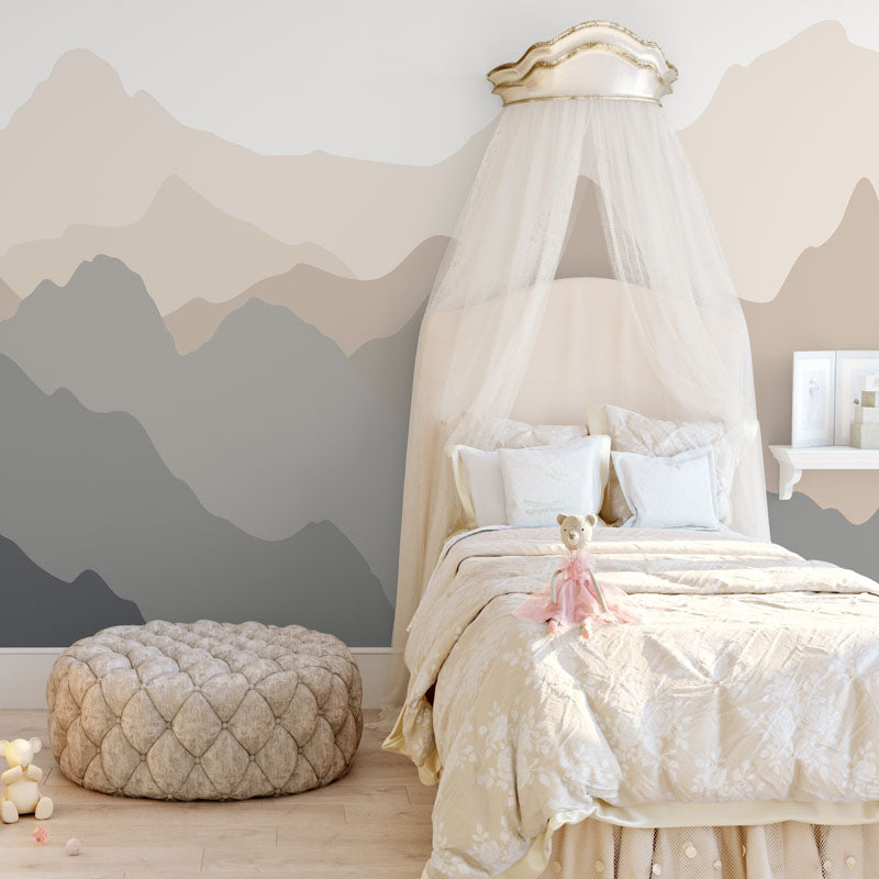 Wall Mural -Mountain Mist  (WM-17)
