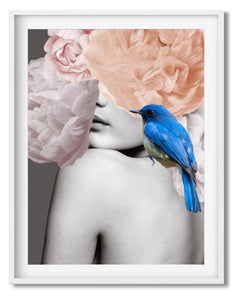 Wall Art -  Freedom - Limited Edition- Framed / unframed art print (A-803)