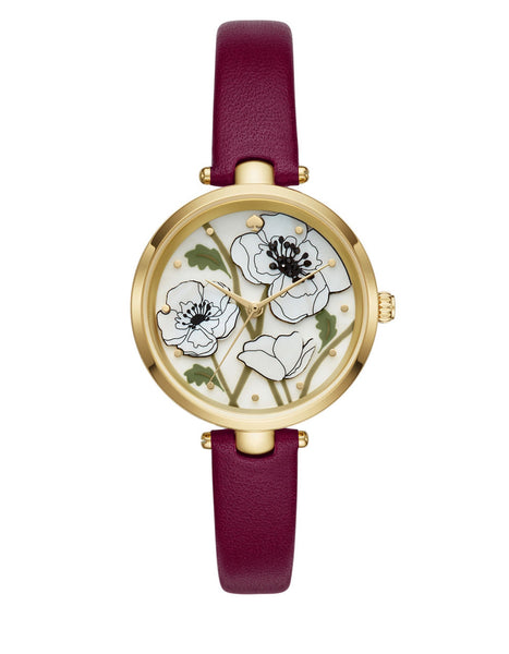 KATE SPADE NEW YORK Floral Holland Watch