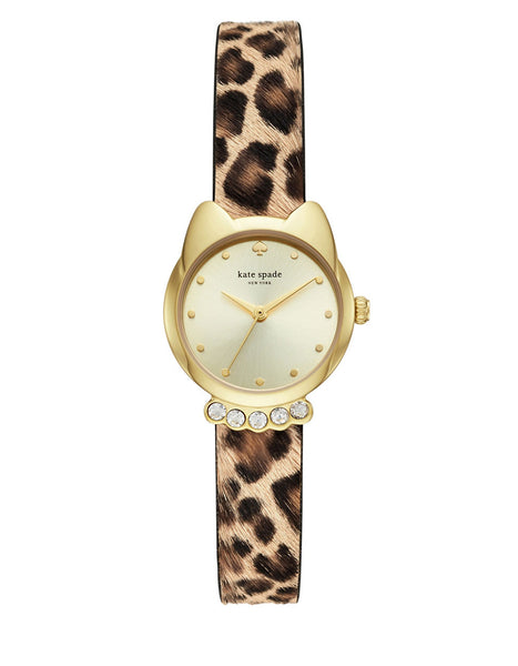 KATE SPADE NEW YORK Cat-Shaped Watch