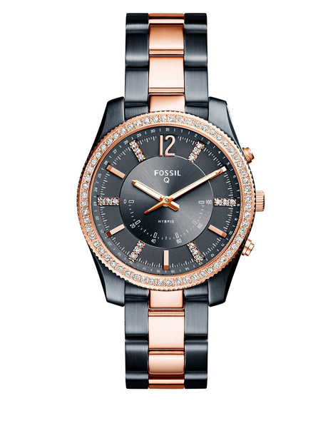 FOSSIL Q Scarlette Two-Tone Hybrid Smartwatch