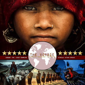 THE VOYAGE - COMPLETE COLLECTION!!