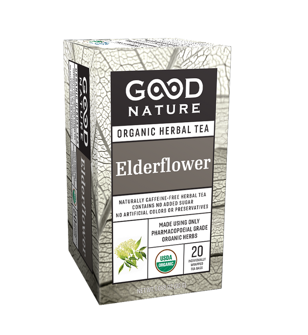 Organic Elderflower Tea