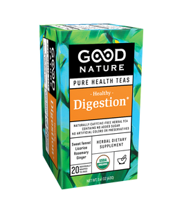 Organic Healthy Digestion Tea