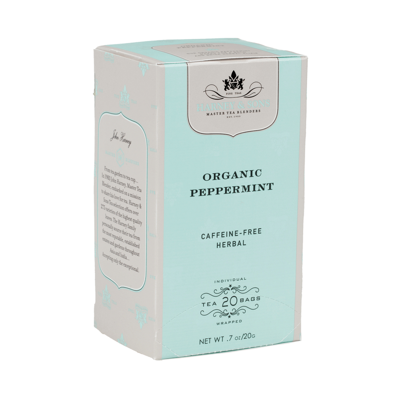 BIO Peppermint Harney and Sons