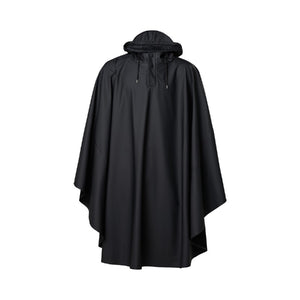 Rains Rain Cape - Black