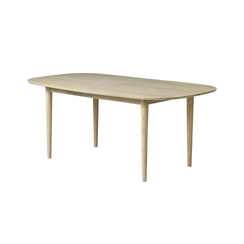 FDB Møbler C63 Bjørk dining table - Rectangular - CPHAGEN