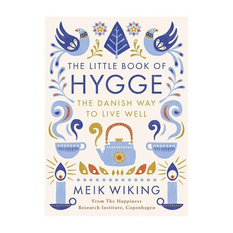 Meik Wiking: The little book of Hygge - CPHAGEN