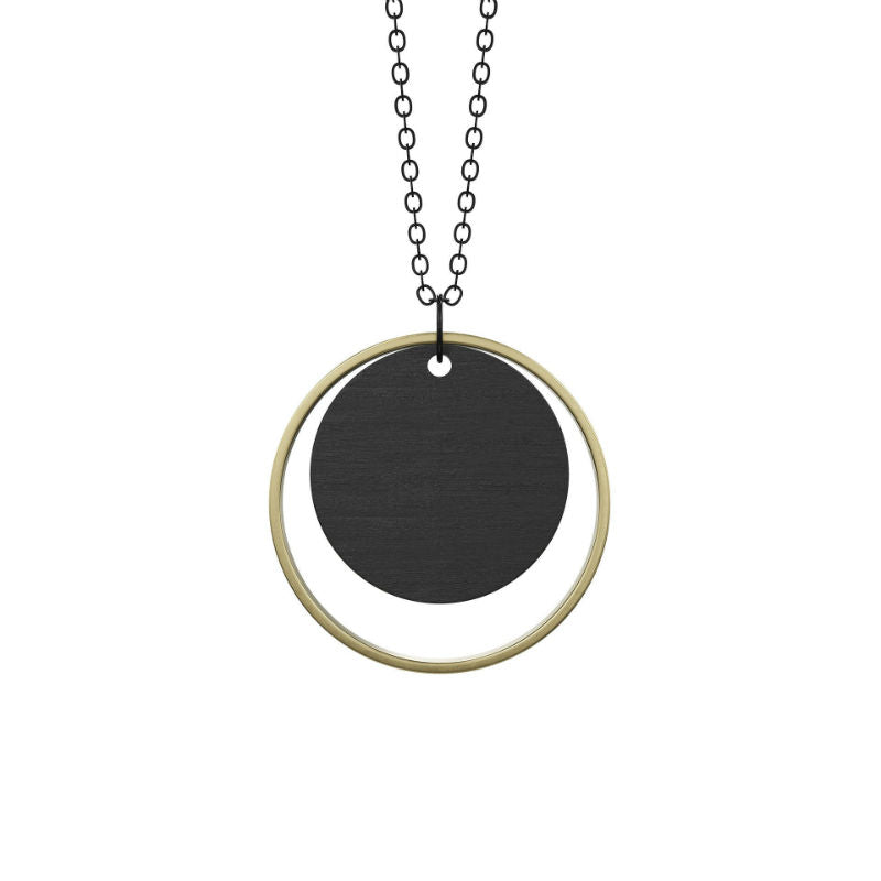 Jewelry by Grundled Adverbium Necklace