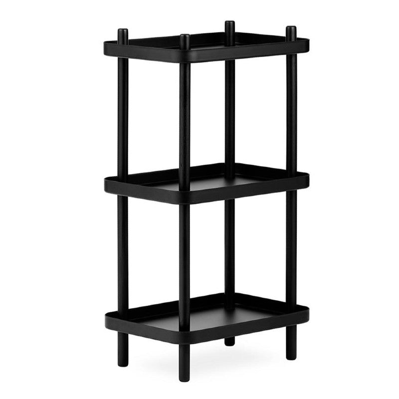 Normann Copenhagen Block Shelf (H: 87 x L: 50 x D: 35 cm)