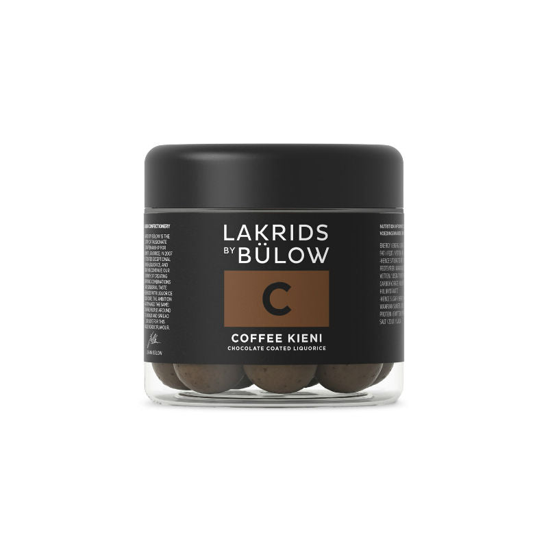 Lakrids by Bülow Chocolate Coated Liquorice (125g) - CPHAGEN