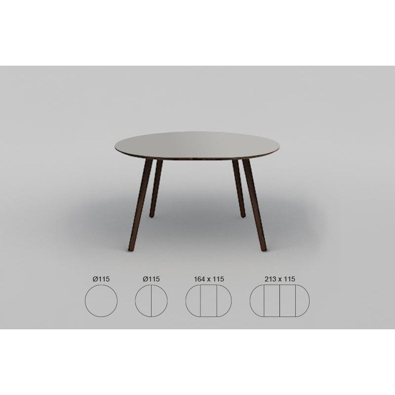 VIA Copenhagen EAT Table - Round