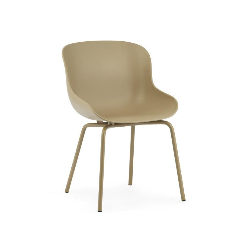 Normann Copenhagen Hyg Chair - Steel (H84XL54XD55,5XSH46 cm)