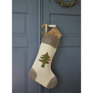 Felt Christmas Stocking (H50cm) - CPHAGEN