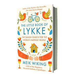 Meik Wiking: The little book of Lykke - The Danish Search for the World's Happiest People - CPHAGEN
