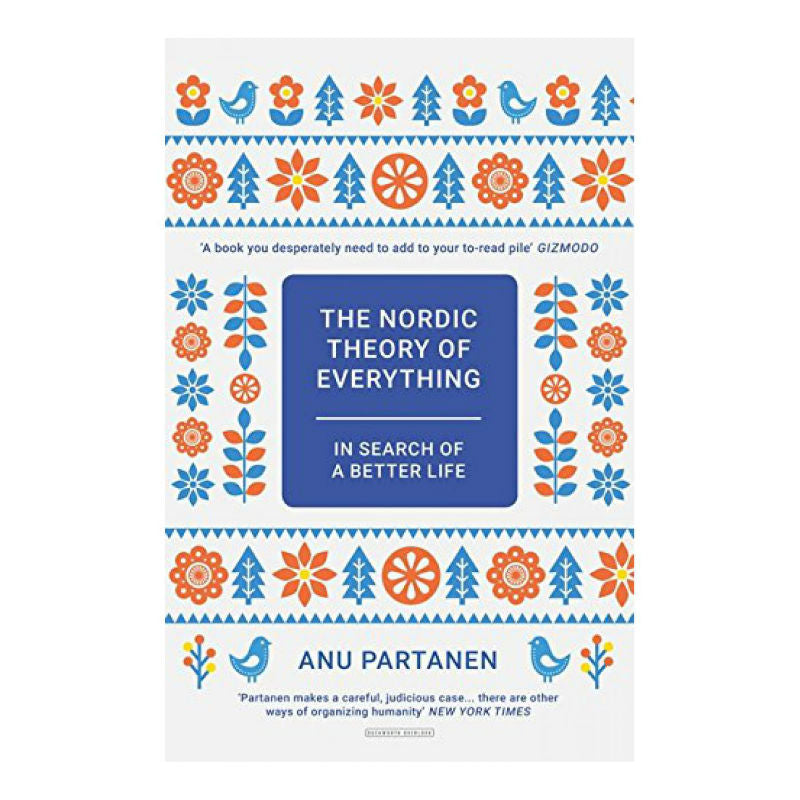 The Nordic Theory of Everything - In Search of a better life (Hardcase) - CPHAGEN