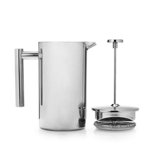 Sjöstrand Stainless Steel French Press