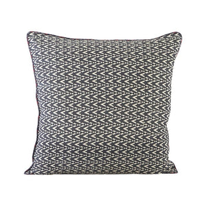 House Doctor Dotzag cotton cushion cover (50x50cm)
